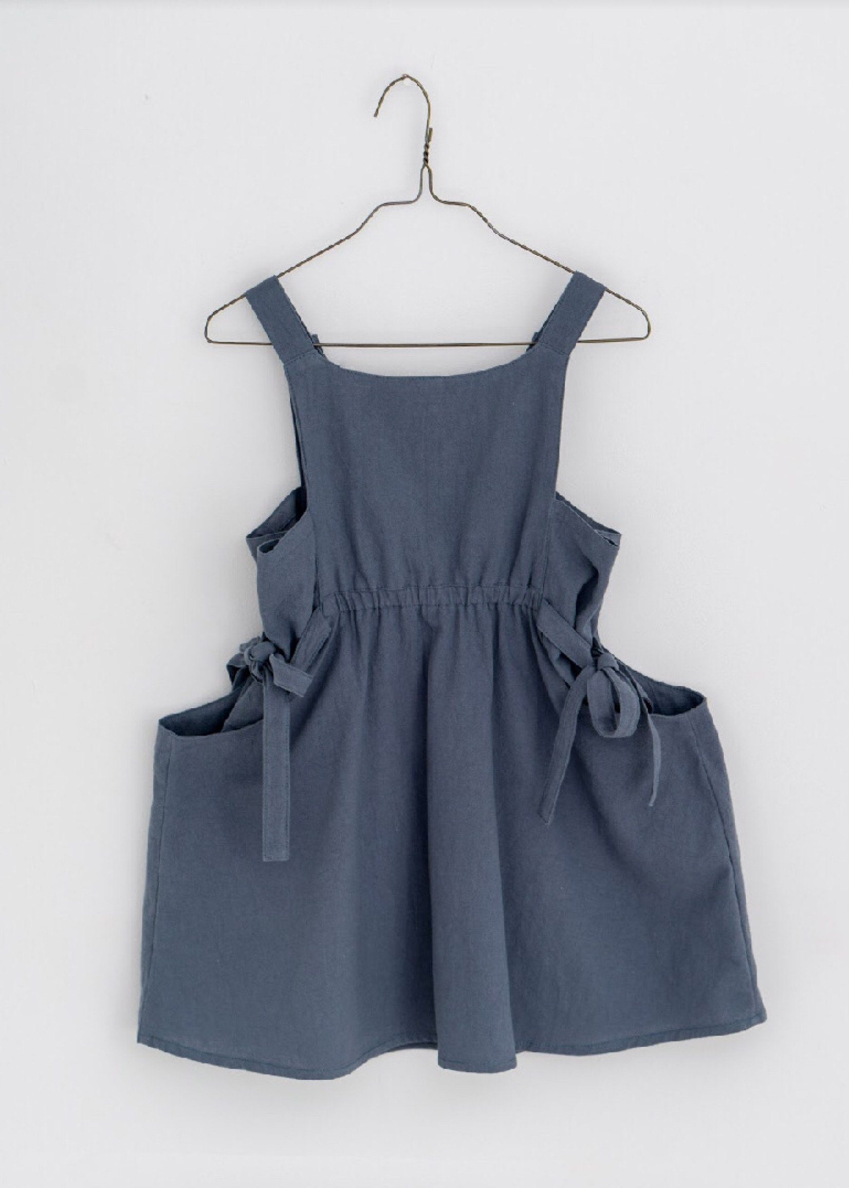 Little Cotton clothes Roberta Pinnnie in Willow Blue