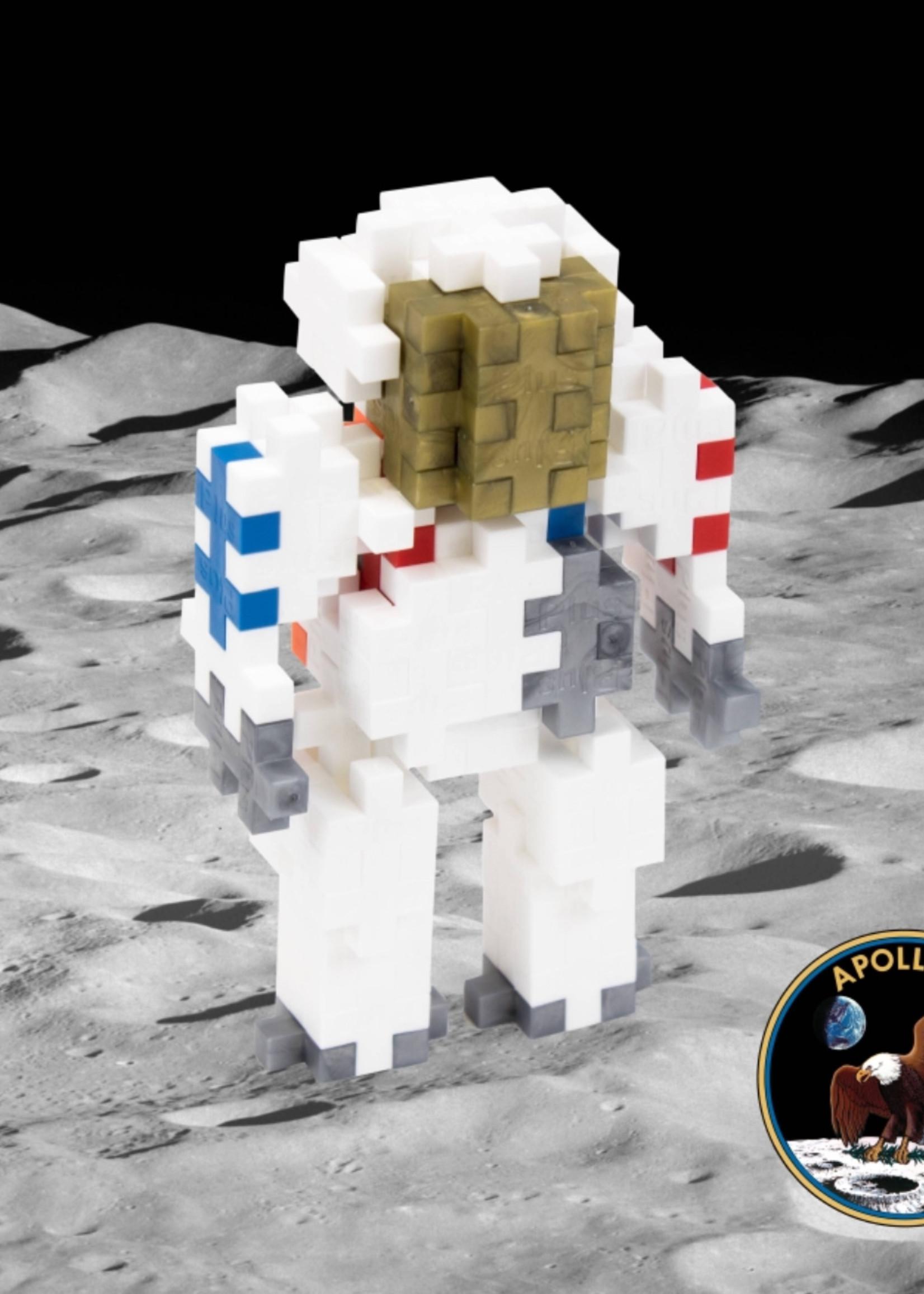 plus-plus usa 70 pc Tube- Astronaut