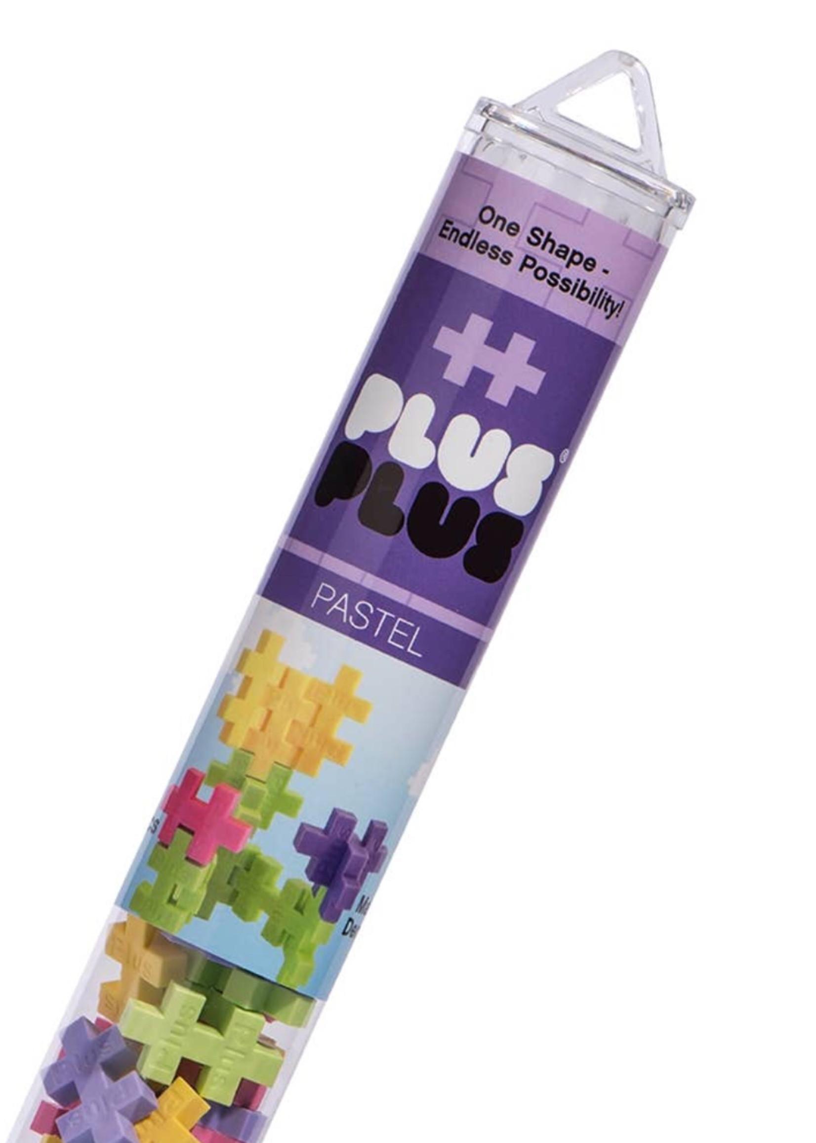 plus-plus usa Tube- Pastel Mix