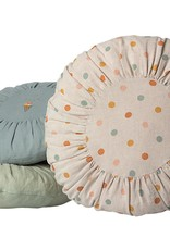 maileg Cushion Round large- Multi dots