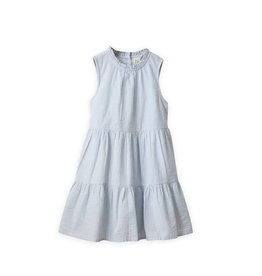 beet world Blue Seersucker Hattie Dress
