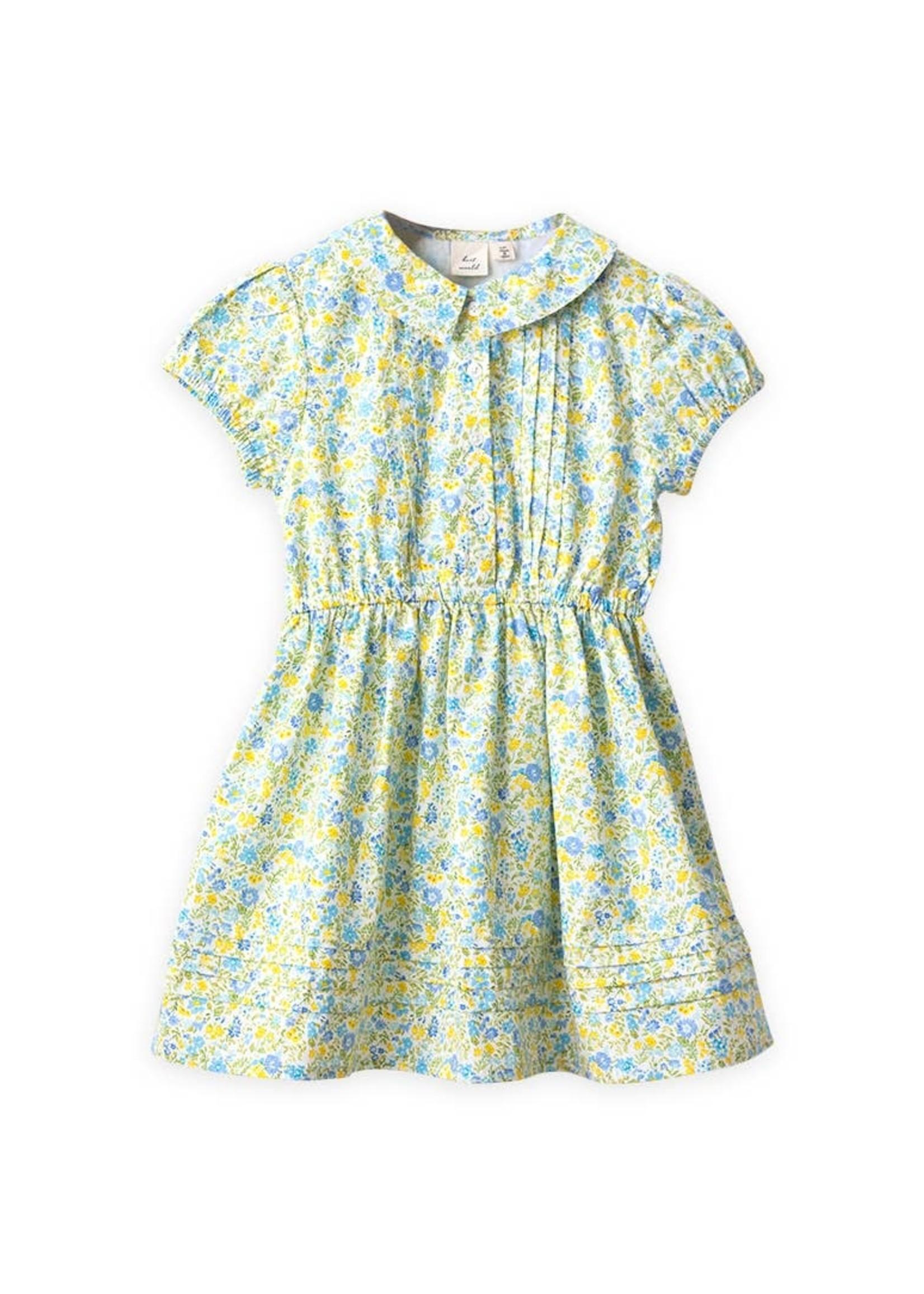 beet world Yellow Primrose Sawyer Dress