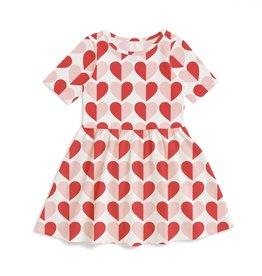 winterwaterfactory Alberta Hearts Dress