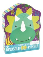 Floss & Rock Dino 12pc Puzzle