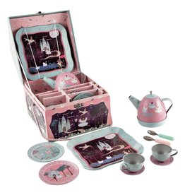 Floss & Rock Enchanted Musical 11pc Tea Set