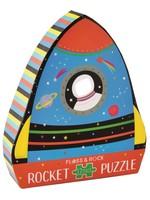 Floss & Rock Rocket 12pc Jigsaw