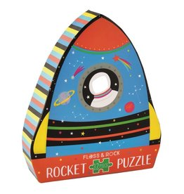 Floss & Rock Rocket 12pc Jigsaw