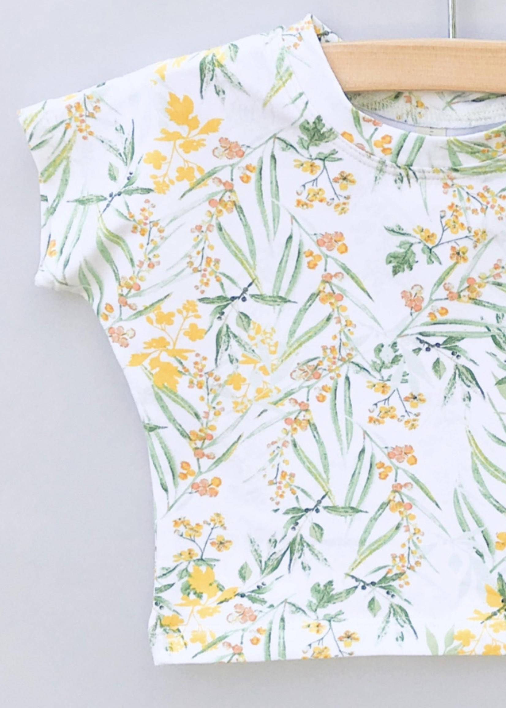 Jack Davis apparel Wildflower Box Tee
