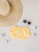 Jack Davis apparel Yellow Dot Shorties