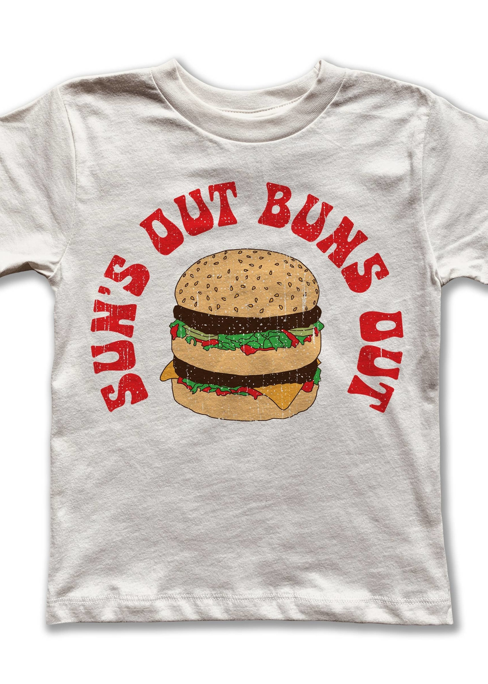 Rivet apparel Suns Out Buns Out Tee