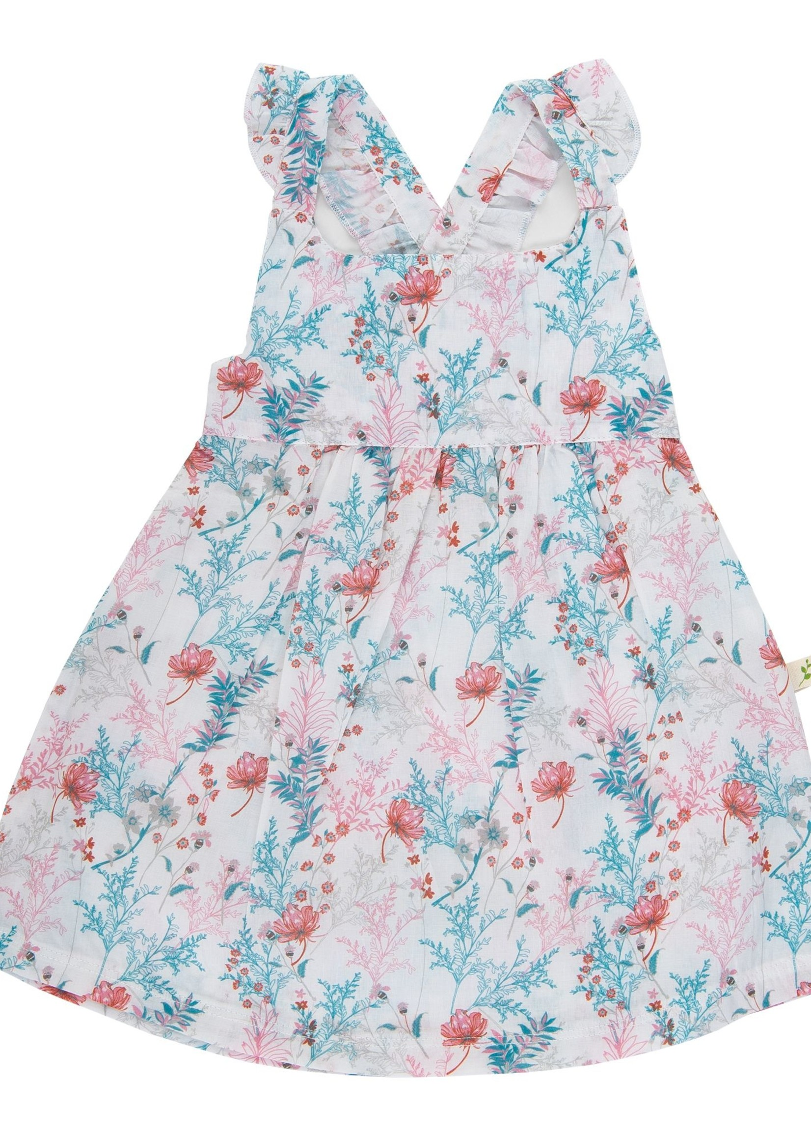 Tiny twig Wildflowers sundress and bloomers