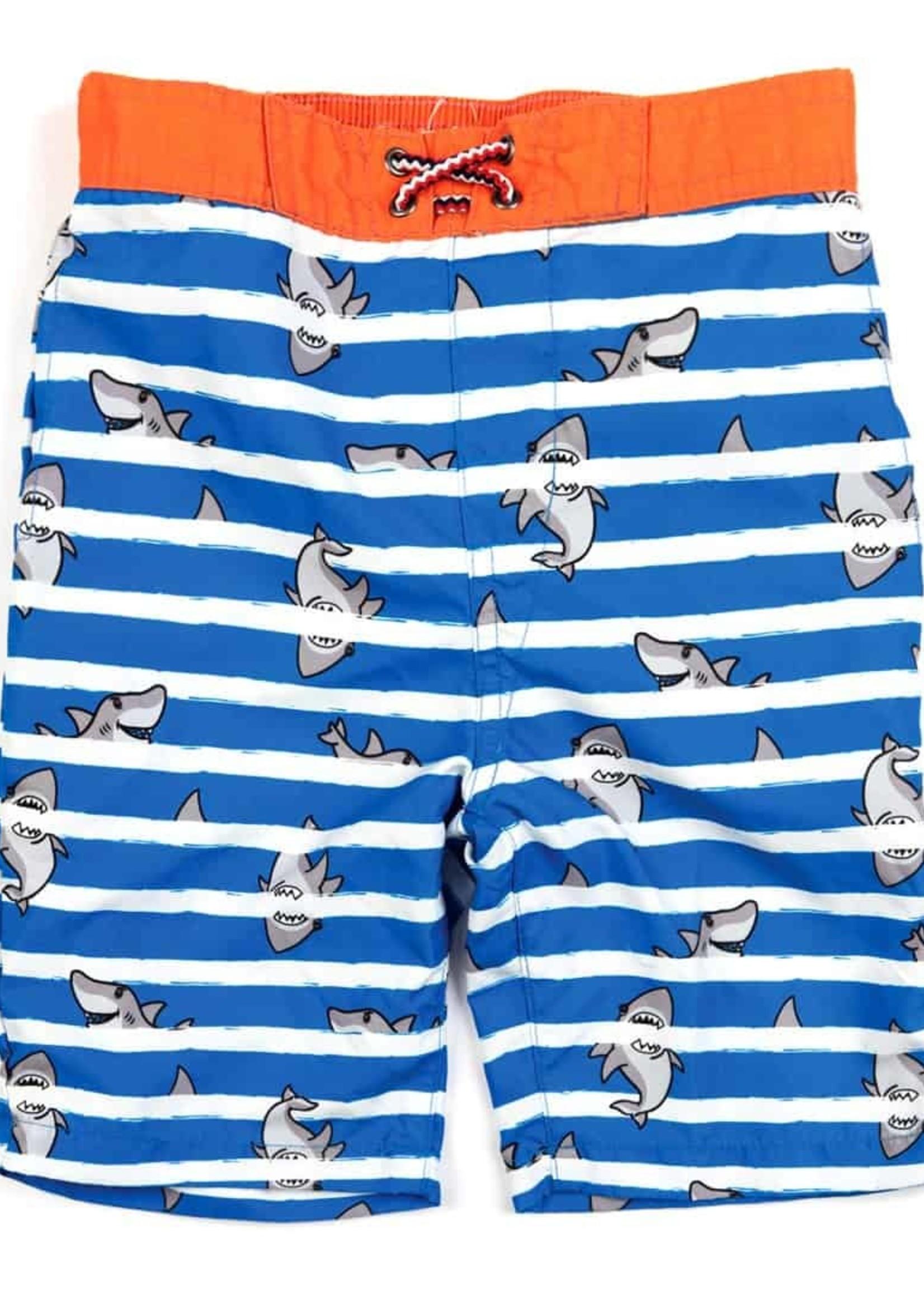 appaman Stripe Bite Swim Trunks