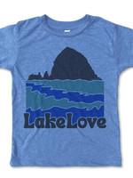Rivet apparel Lake Love Tee