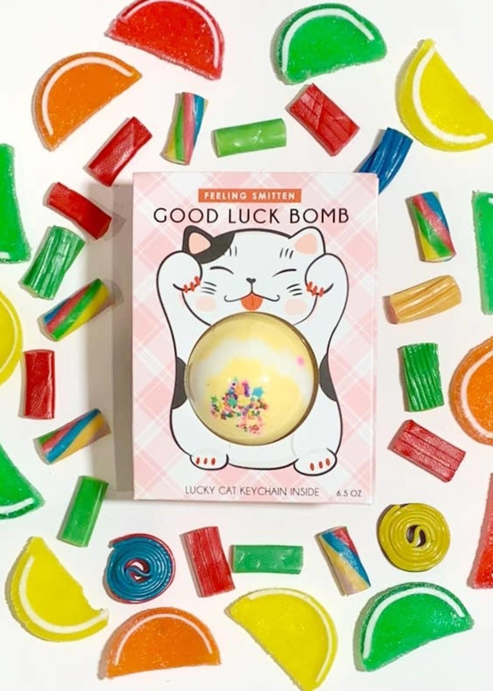 feeling smitten Good Luck Bath Bomb