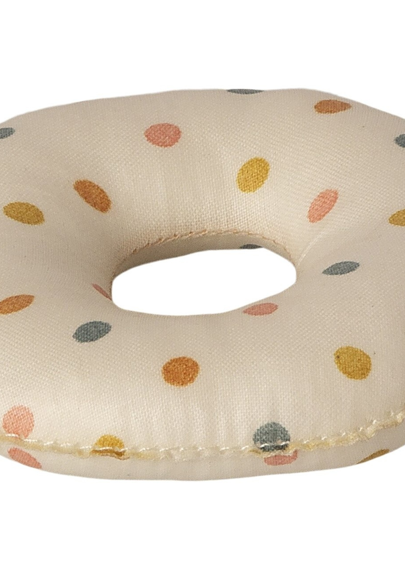 maileg Float, small mouse- Multi dot
