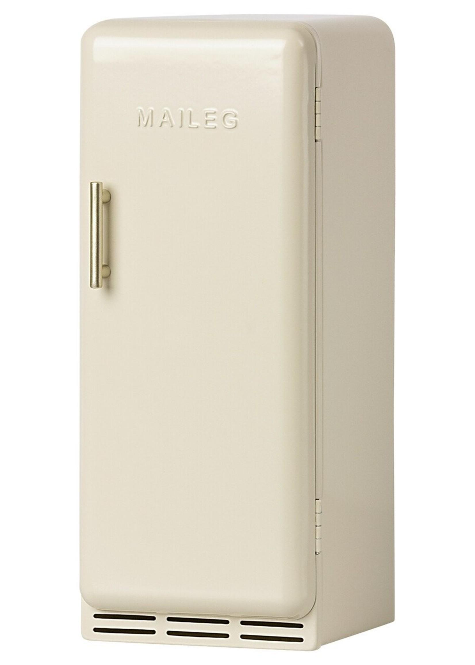 maileg Miniature Fridge- Off white