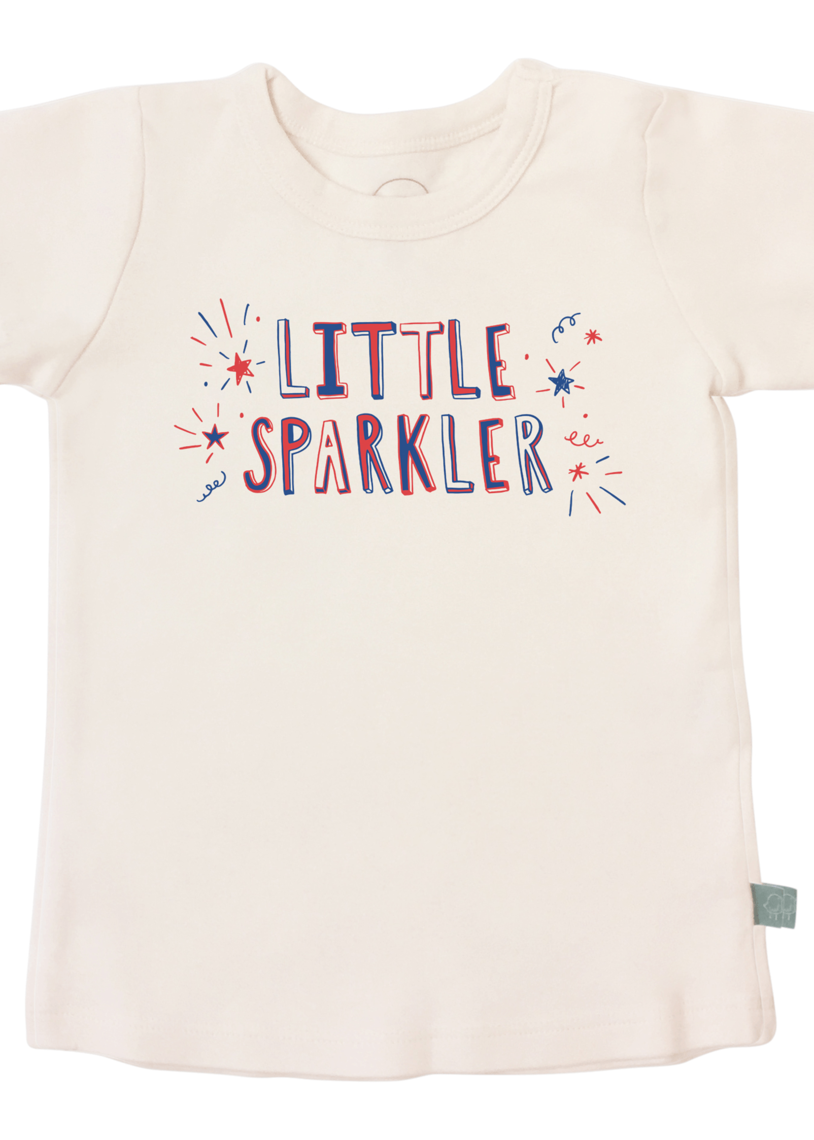 Finn and emma Little Sparkler Tee