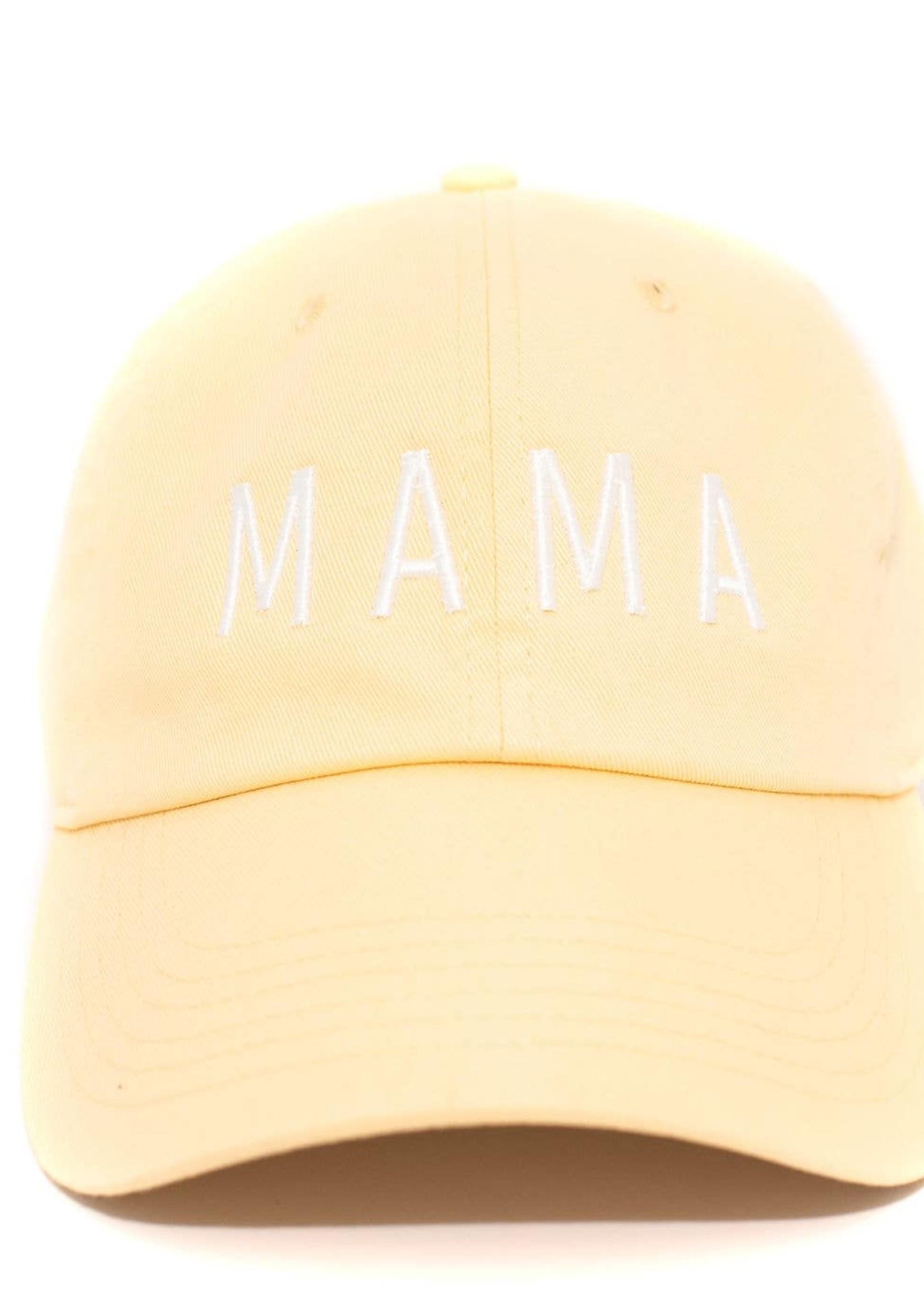 Rey to z MAMA Ball Cap