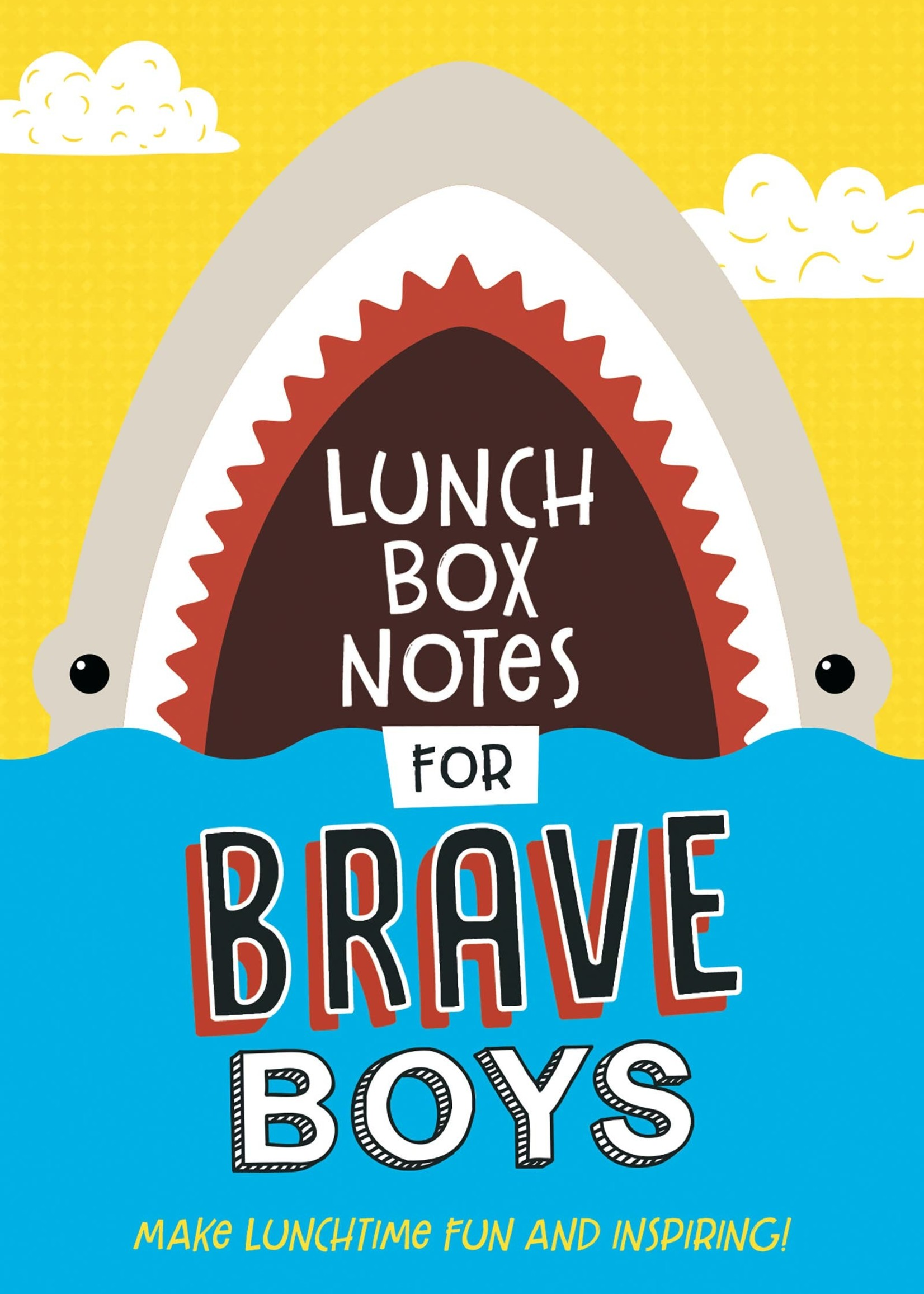 Barbour Publishing Lunch Box Notes for Brave Boys