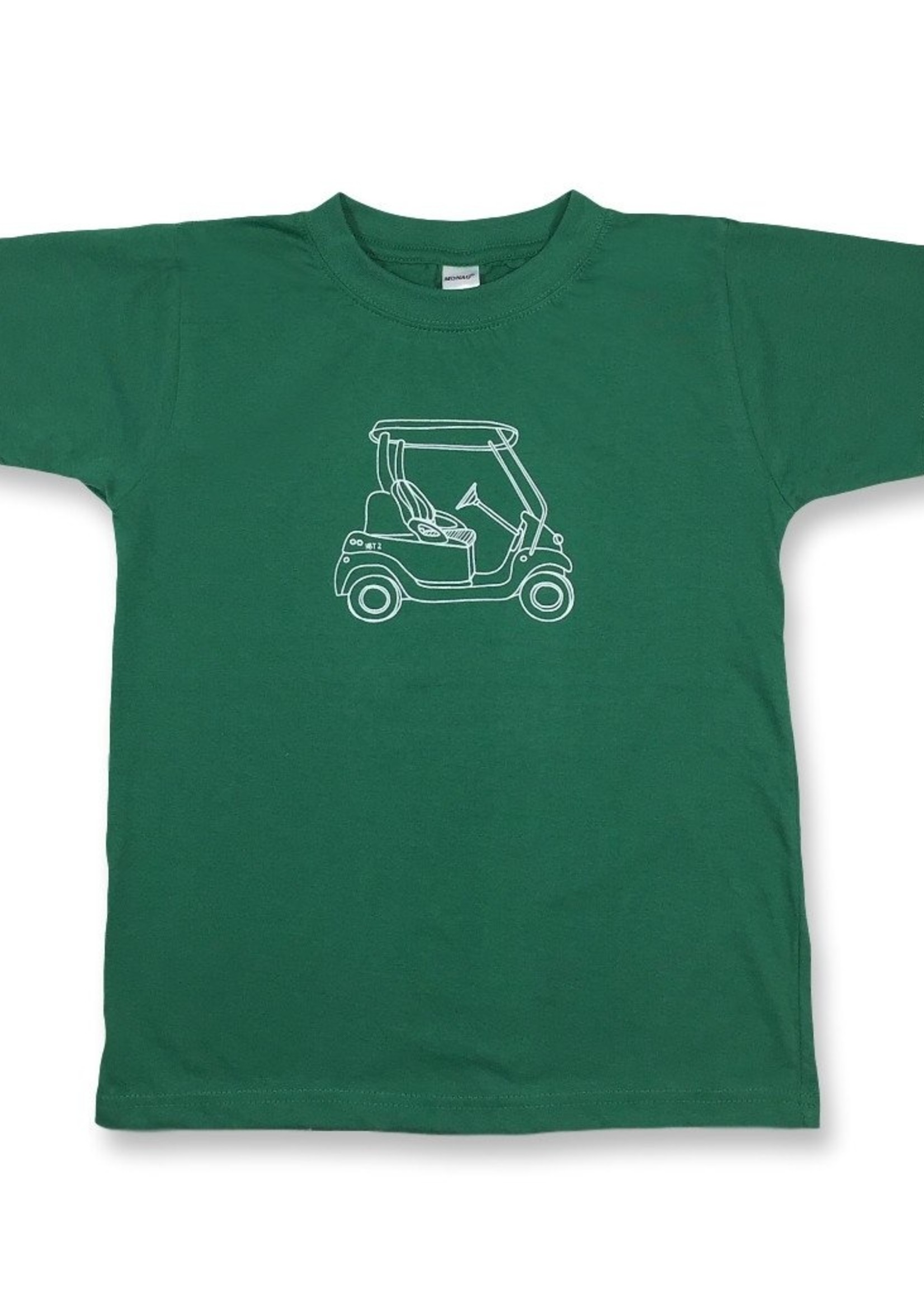 Honey Bee Tees Golf Cart Short Sleeve Tee