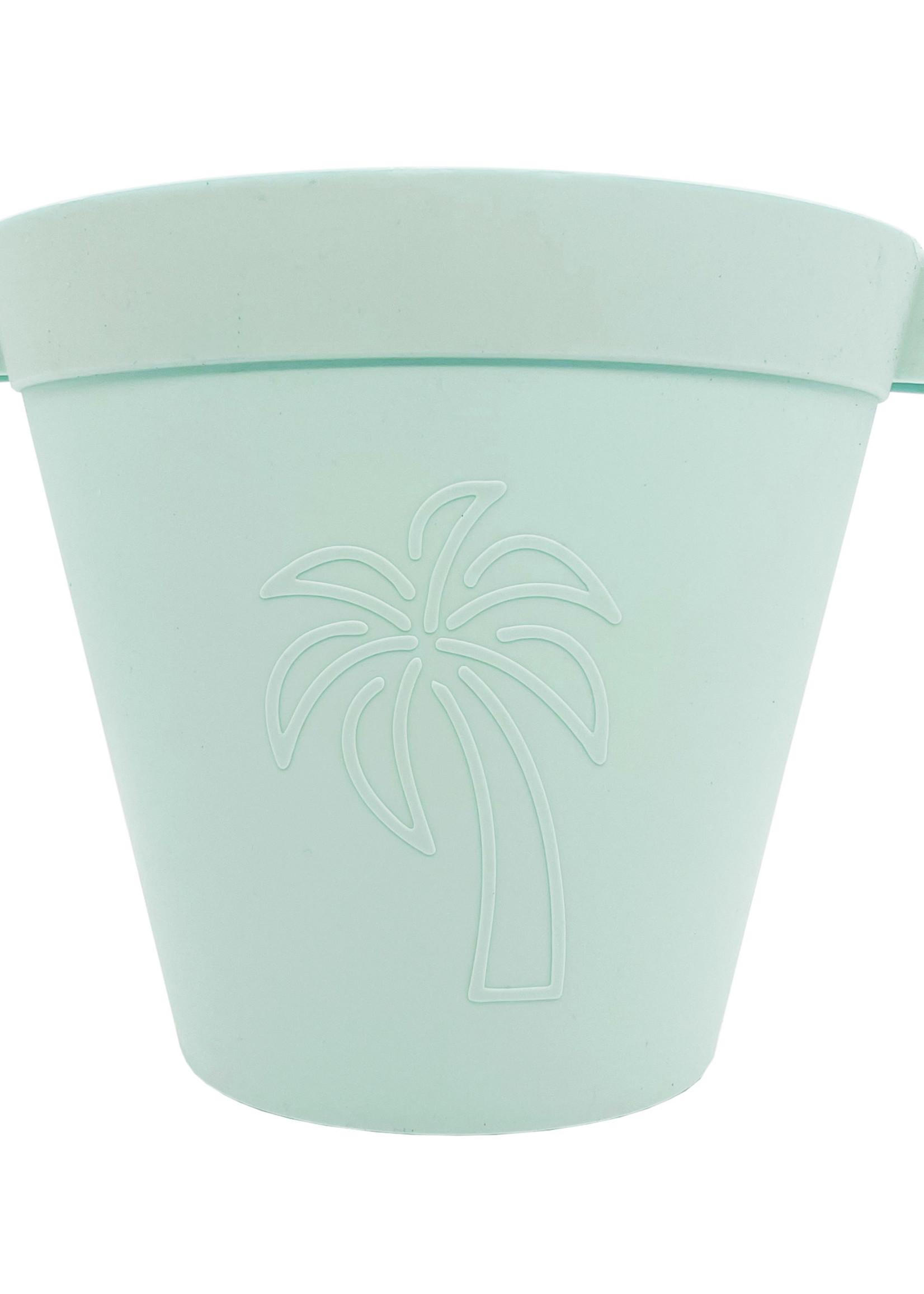 Coast Kids Aus Palm beach bucket & shovel set, mint