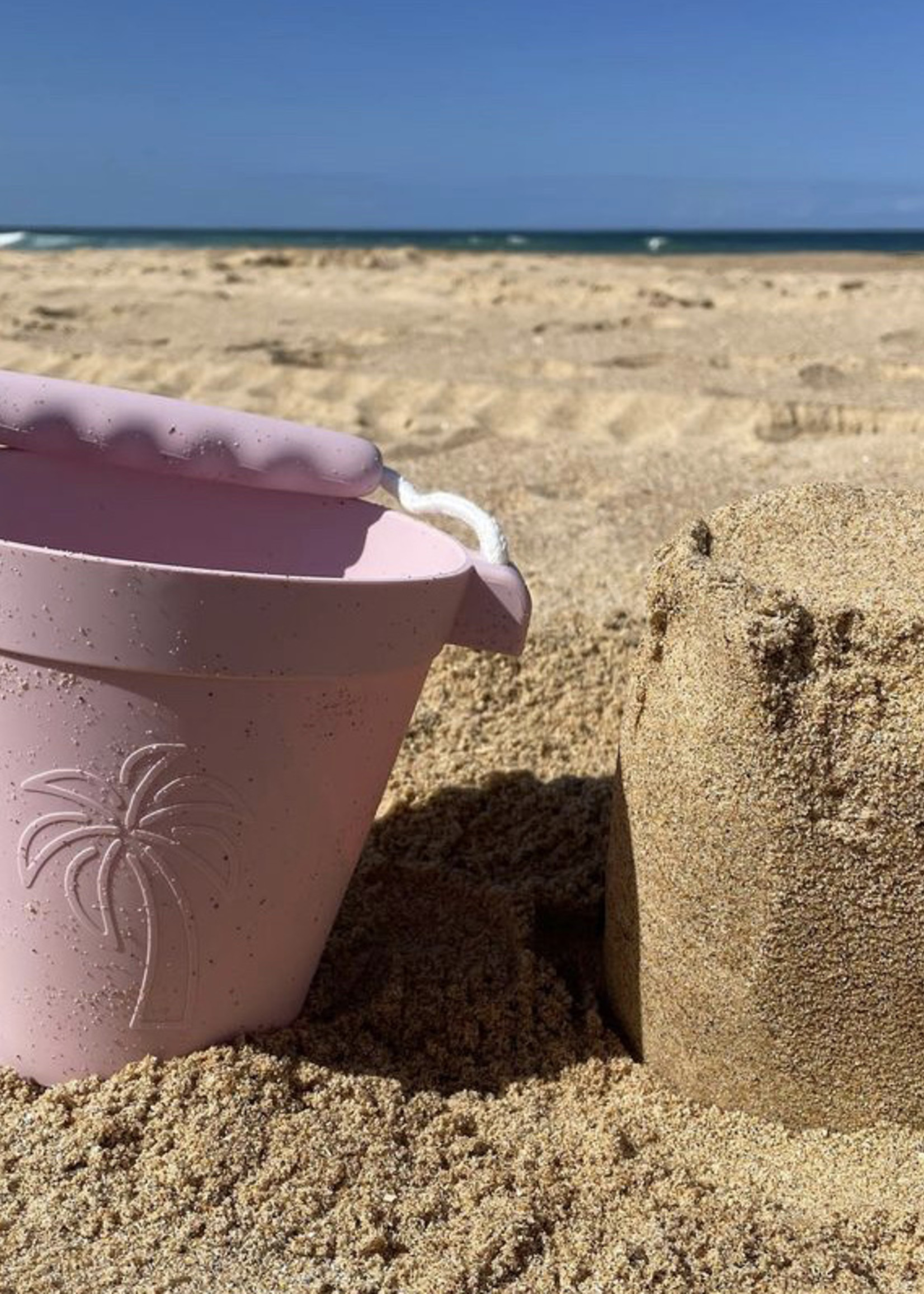 Coast Kids Aus Palm Beach Bucket & Shovel Set, lavender