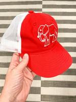 Honey Bee Tees Elephant Children's Trucker Hat