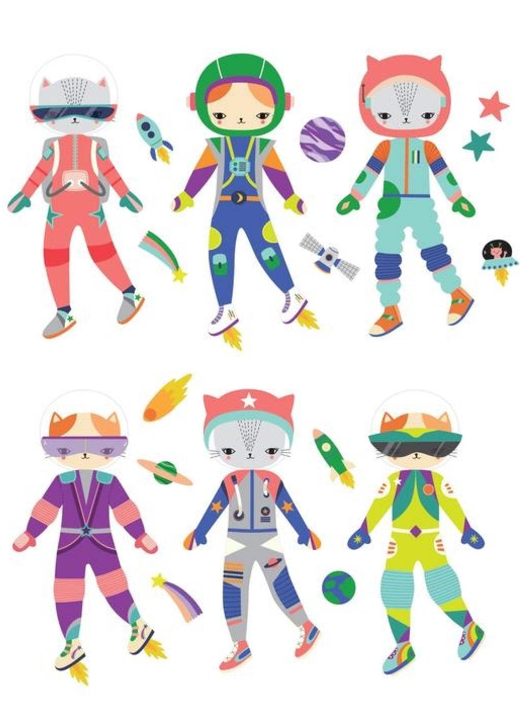 hatchett book group Space Cat Magnetic Tin