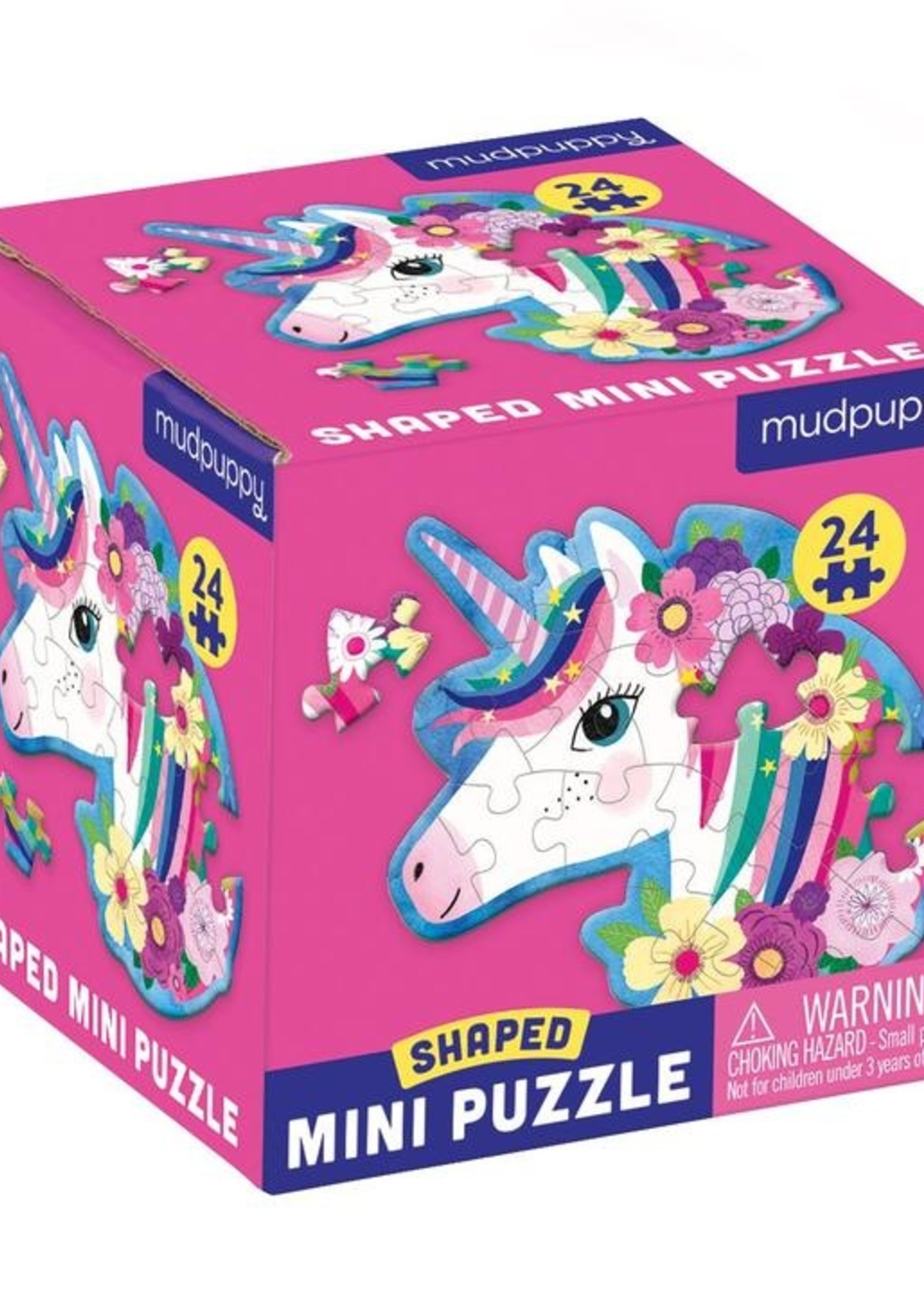 hatchett book group Unicorn 24 piece mini puzzle