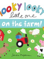 sourcebooks Looky Looky Little One on the Farm