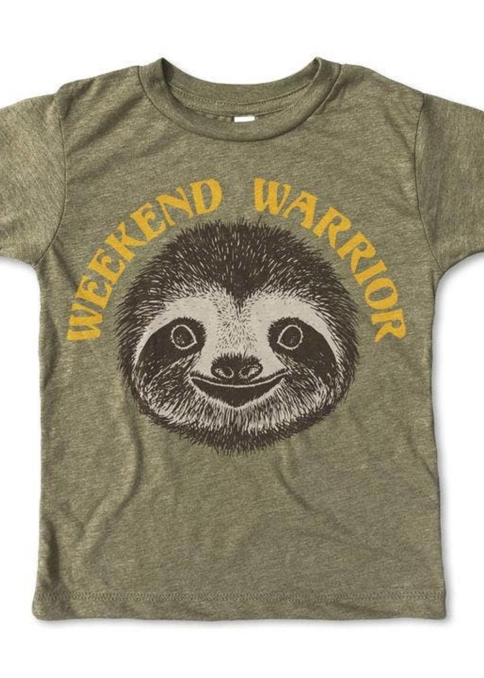 Rivet apparel Weekend Warrior Tee