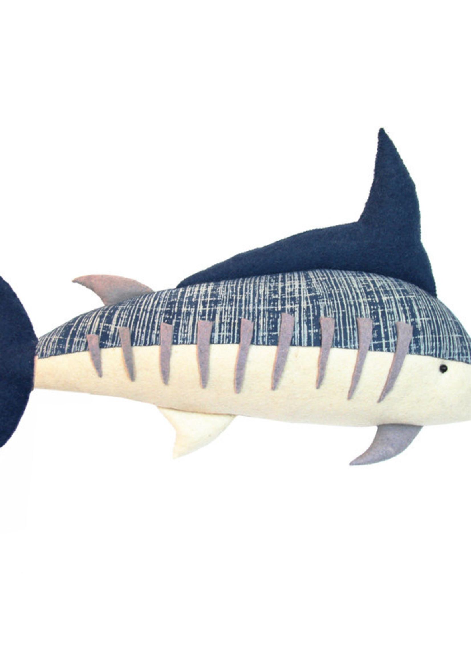 fiona walker england Original Wall Marlin Decor