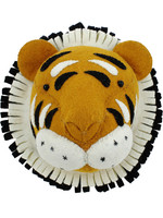 fiona walker england Mini Tiger Head Wall Decor