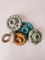 chewable charm River Teether Stacker