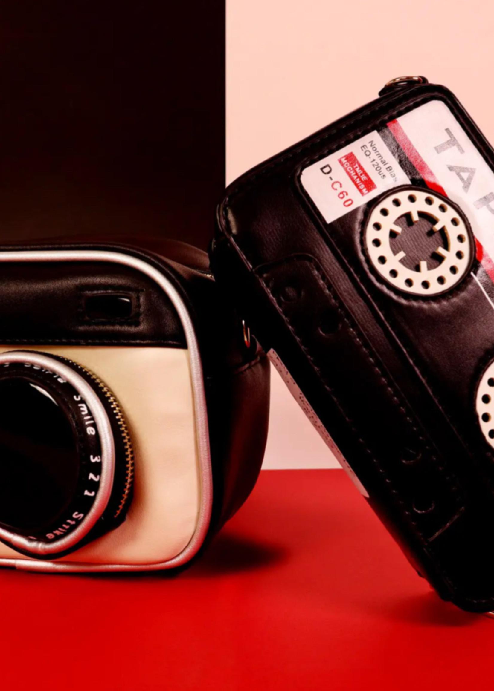 bewaltz Flashy Camera Handbag