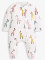 jojo maman bebe Giraffe Print Footie