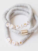 Leslie Curtis Jewelry Designs Be Kind Bracelet