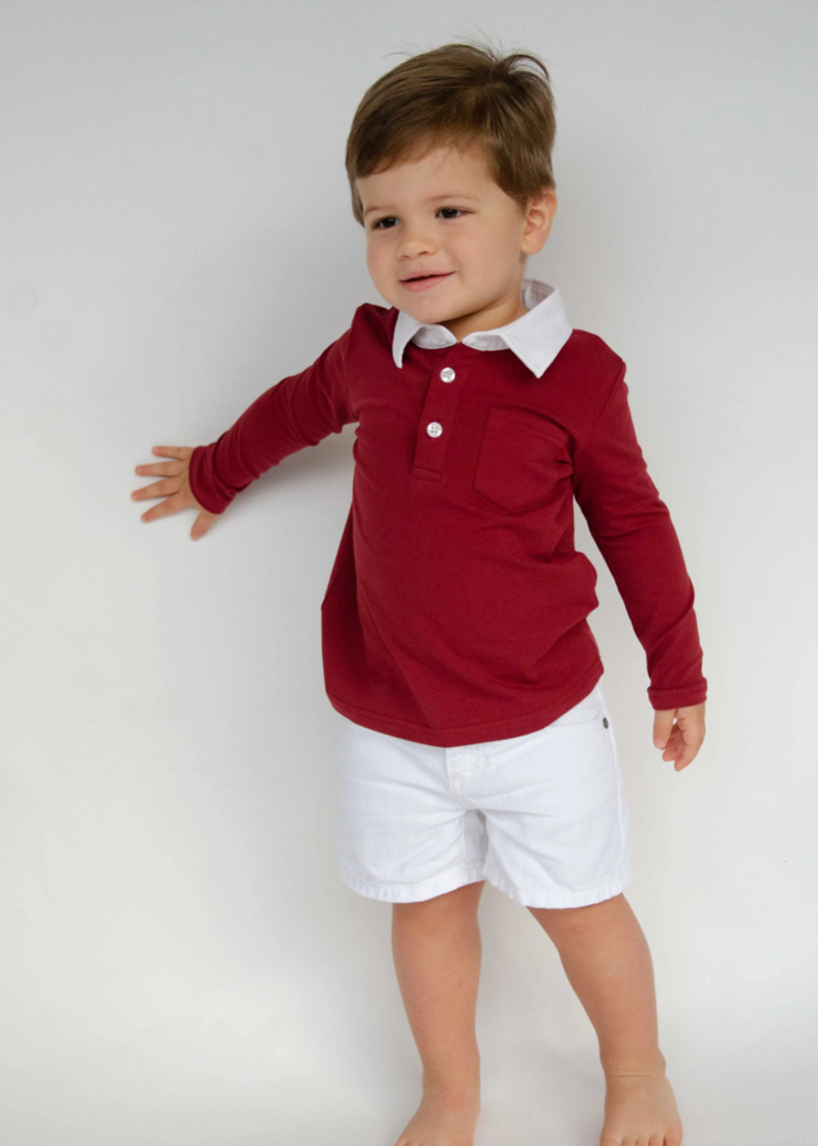 ollie jay The Collared Shirt