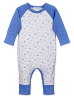 feather baby On the Go Sailor Sleeve Romper
