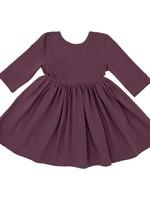 mila and rose Vintage Violet Twirl Dress