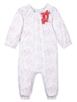 feather baby Fawns Bow Romper
