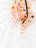 Macaron + Me Spooky Halloween Footie