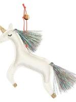 meri meri Unicorn Glitter Ornament