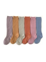 little stocking co Earth Tones Cable Knit Bundle