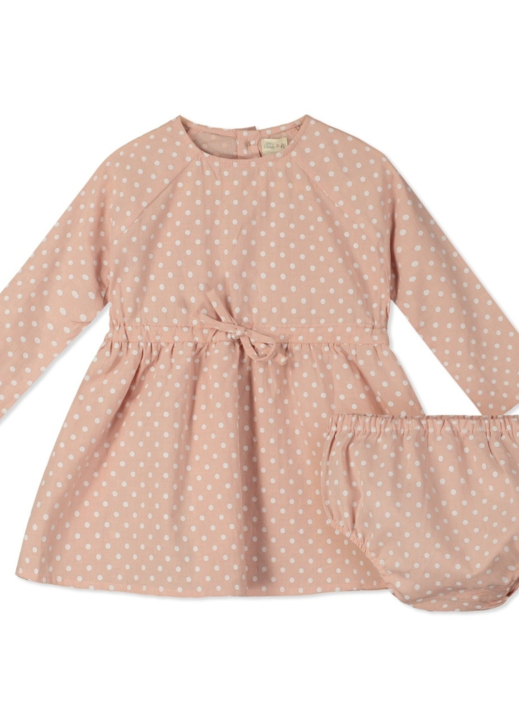 ettie + h Pink Dots Marnie Dress