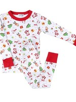 magnolia baby Merry and Bright Pajamas
