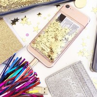 Packed Party Oh My Stars Confetti Phone Card Holder