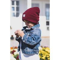 Cash & Co Cardinal Maroon