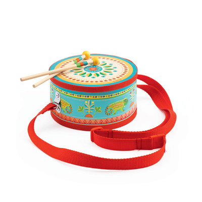 Djeco Animambo Hand Drum (Musical Instrument)