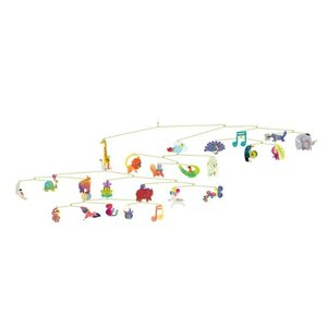 Djeco Mobiles Carnival of Animals